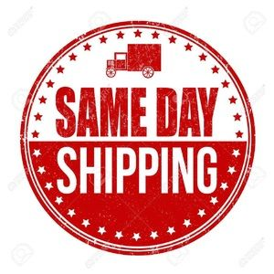 📦 🚨 RIGHT NOW! SAME DAY SHIPPING!! 🚨📦